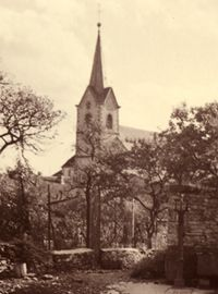 église catholique Valmont
