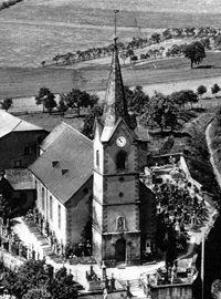 Eglise catholique Valmont