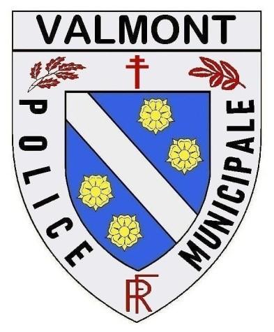 Logo Police municipale Valmont